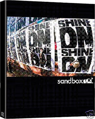 Sandbox - Shine On - Snowboard DVD-Magic Toast