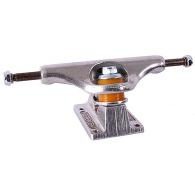 Independent - 129 Stage 11 Standard Skateboard Trucks Raw Silver-Magic Toast