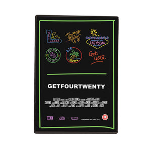 Get Lesta - Get 420 - Skateboard DVD-Magic Toast