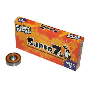 Skateboarding Bearings Magical Go Go Abec 7 Bearings-Magic Toast