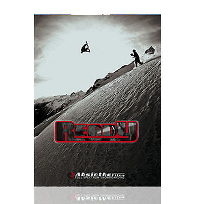 Absinth Films - 'Ready' - Snowboarding DVD-Magic Toast