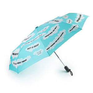 Girl Skateboards - Crailtap Clouds Umbrella Blue SALE-Magic Toast