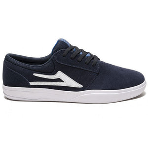 Lakai Footwear Griffin XLK Skateboard Shoes Navy Suede