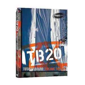 Standard Films - TB20 - Snowboard DVD All Region-Magic Toast