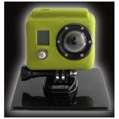 XSories - Silicone Cover For GoPro HD Camera - Green-Magic Toast