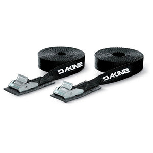 "Dakine - Tie Down Straps 12"" (2) - Black-Magic Toast"