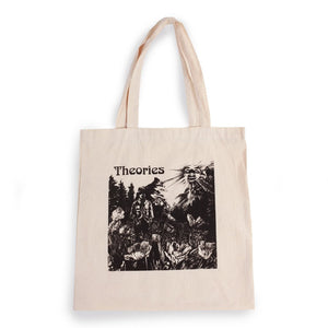 Theories - Dinosaur - Tote Bag-Magic Toast