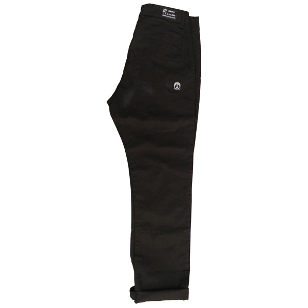 Gnarly Clothing Chino Pants Black SALE-Magic Toast