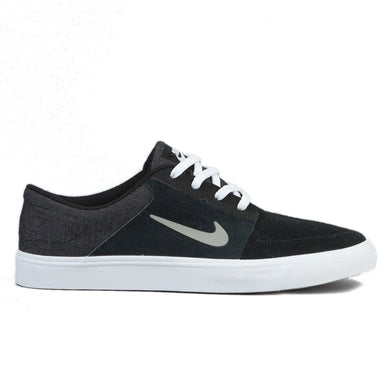 Nike SB - Portmore Shoes - Black Mid Grey SALE-Magic Toast