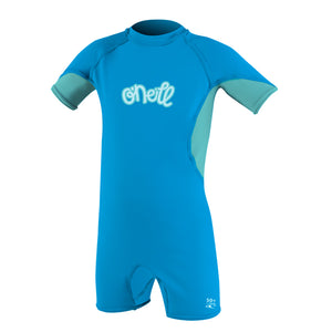 O'Neill - Infant Spring O'zone Rash Vest/Swimsuit - Tahiti/Spyglass-Magic Toast