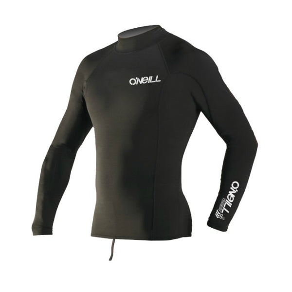 O'Neill - Underlayer Thermo-X Long Sleeve - Black Thermal Rash Vest/Wetsuit-Magic Toast