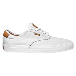Vans - Chima Ferguson Pro Shoes - White/White