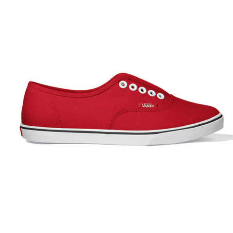 Vans - Women's Lo Pro Gore Formula One - Red-Magic Toast