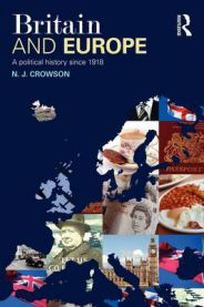 Britain & Europe: A Political History Since 1918