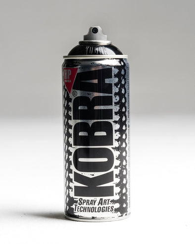 Kobra High Pressure Black 400ml 6 Pack