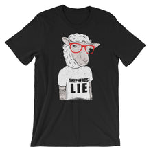 """Shepherds Lie"" Women's T-Shirt"