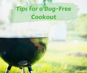 Tips For a Bug-Free Cookout