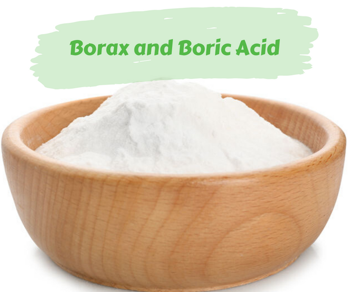 Borax and Boric Acid