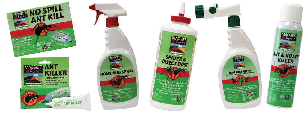 Maggie's Farm Ant Control Products