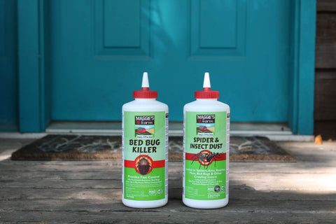 Spider & Insect Dust and Bed Bug Killer