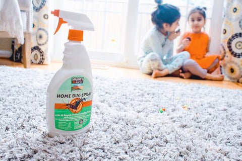 Home Bug Spray and kids