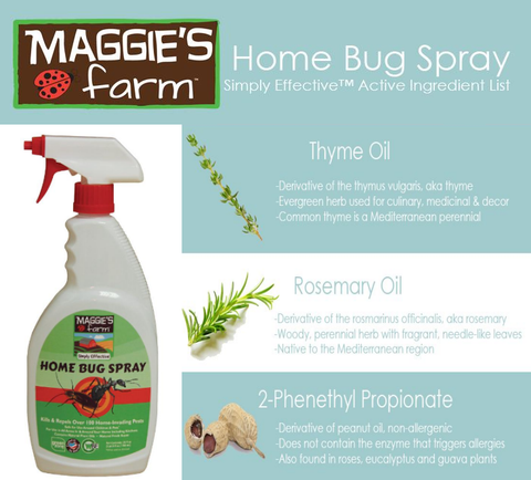 Best Green Home Bug Spray