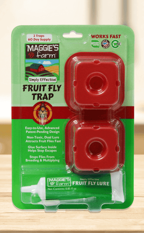 Maggie's Farm Fruit Fly Traps