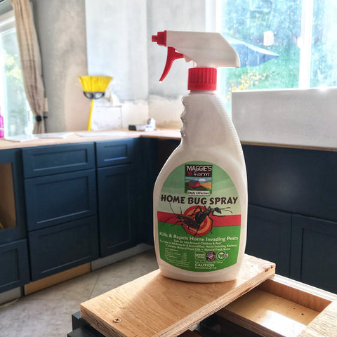 Natural Home Bug Spray Kitchen