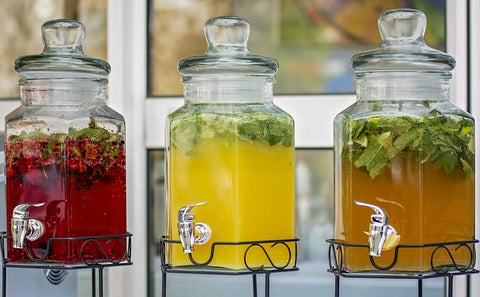 Homemade Soft Drinks