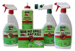 Ultimate Home, Yard & Garden Protection Bundle