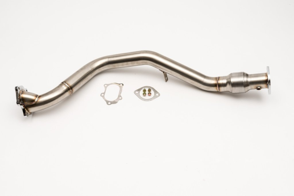 DOWNPIPE CATTED 2008 - 2018 STI / 2008 - 2013 WRX