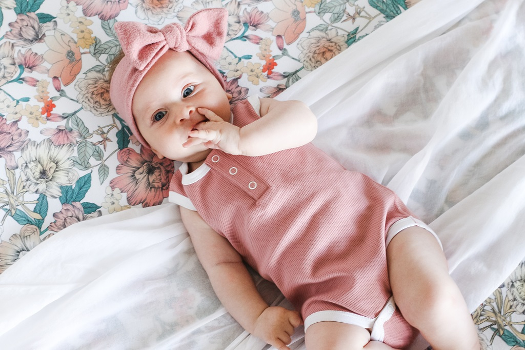 Soft Organic Baby Girls Clothing