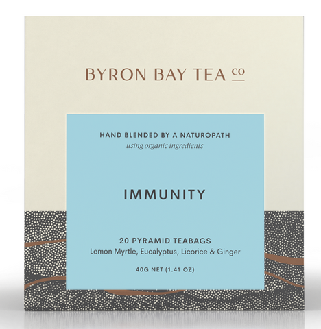 Immunity Tea to boost immune system