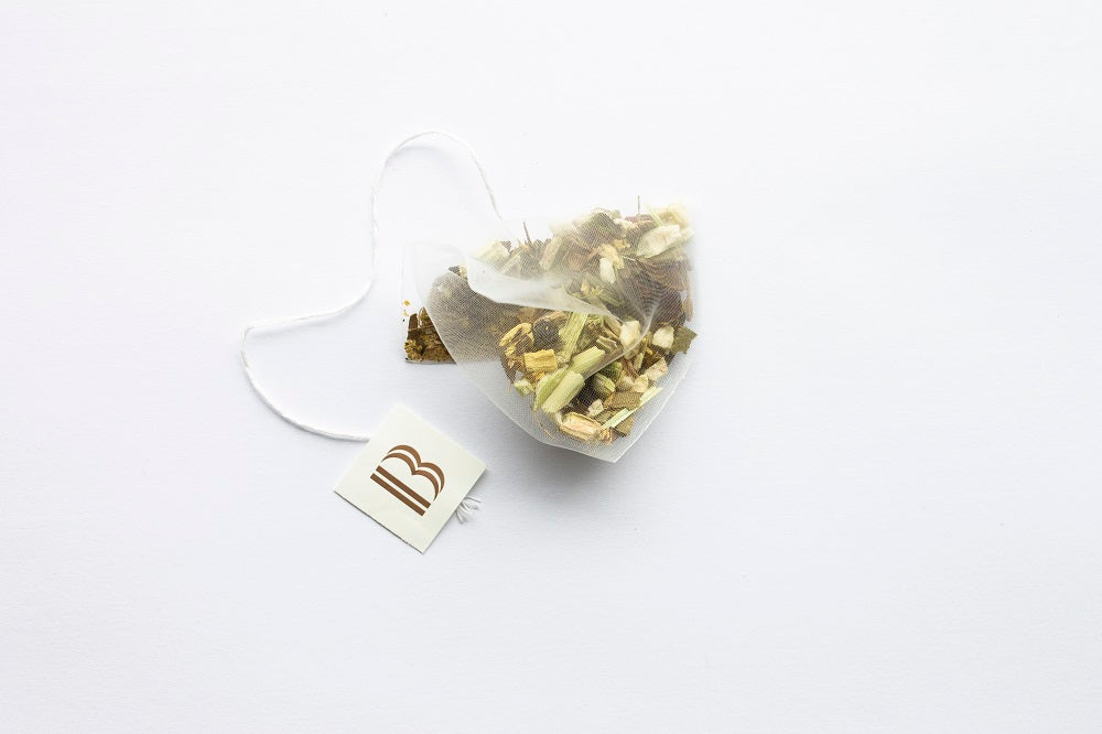 organic teabag for immune system