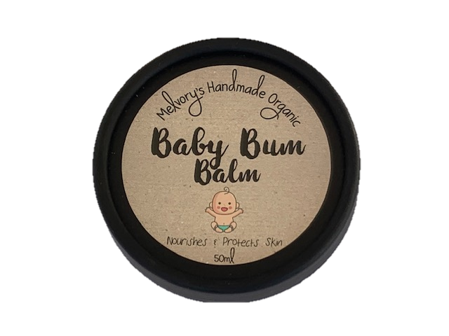 Image of organic nappy rash cream for babies