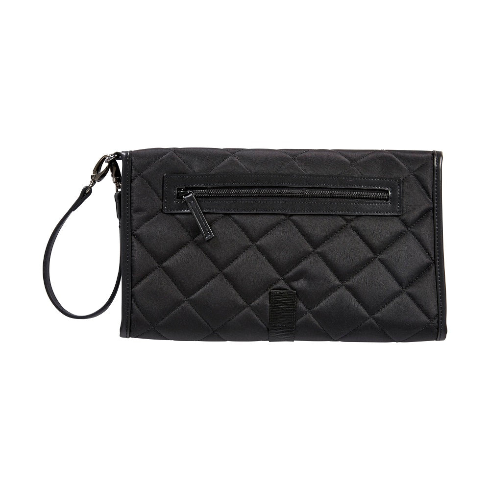 baby change mat clutch black from Oioi