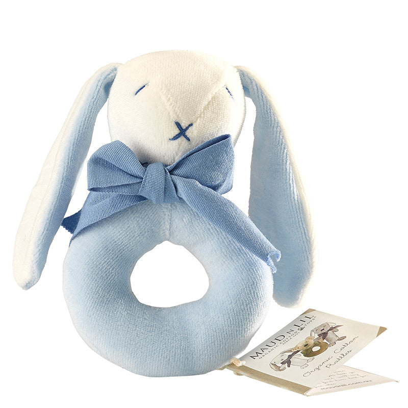 Soft Baby Rattle Toy