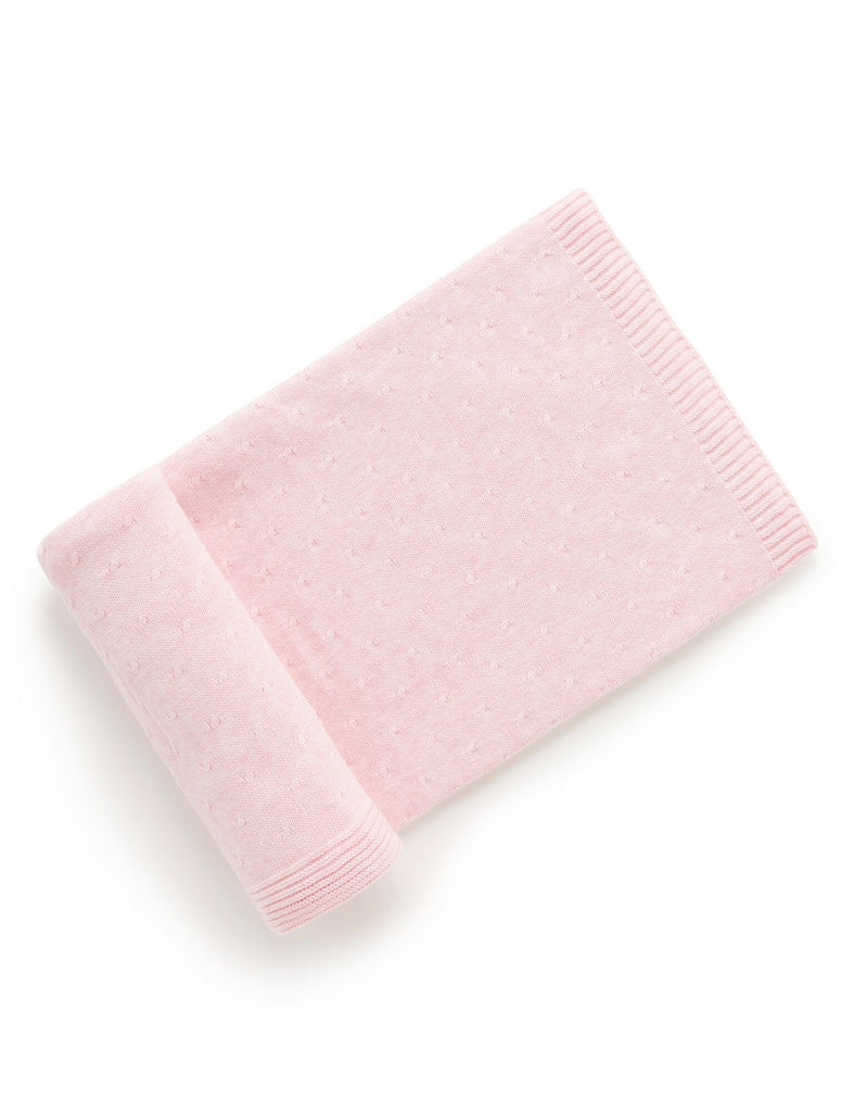Soft Pink Blanket for babies