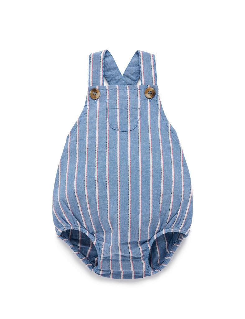 Purebaby Boating Romper