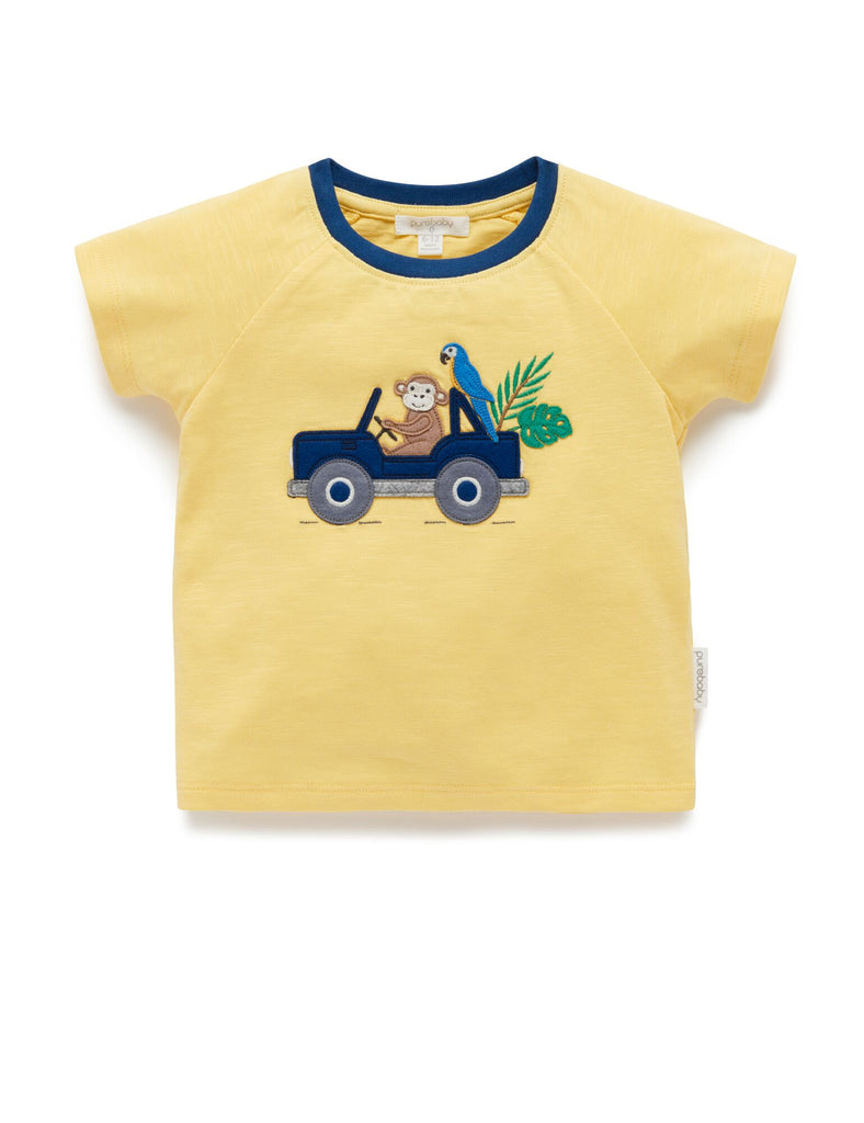 Purebaby Jungle Buggy Tee