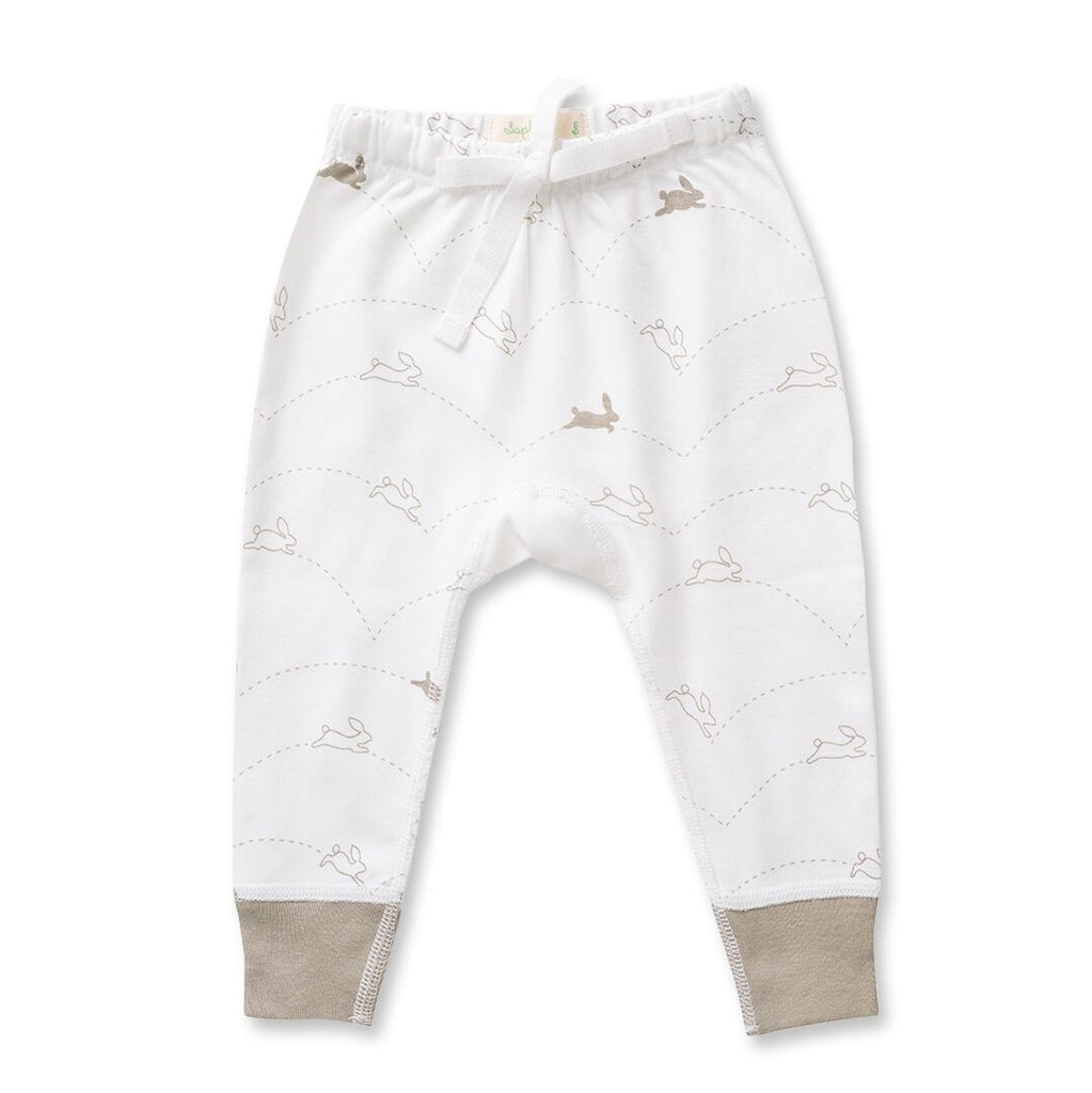 Soft long pants for babies