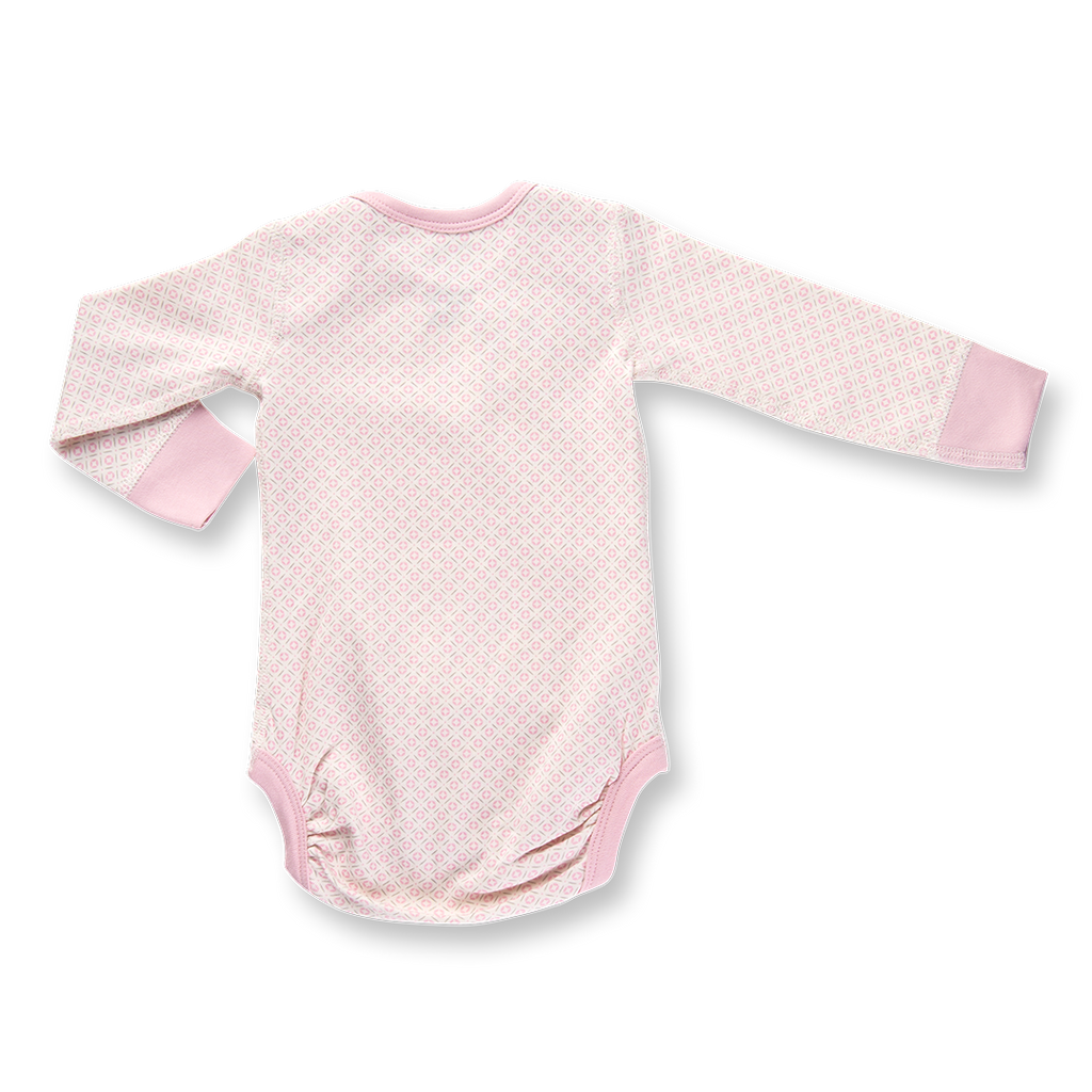 long sleeve bodysuit for baby girls
