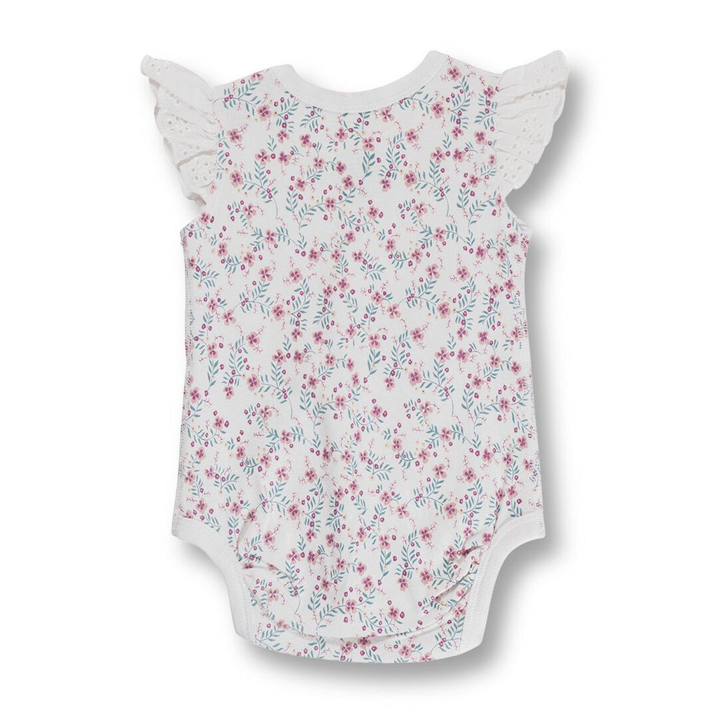 Sapling Child Full Bloom Lace Bodysuit
