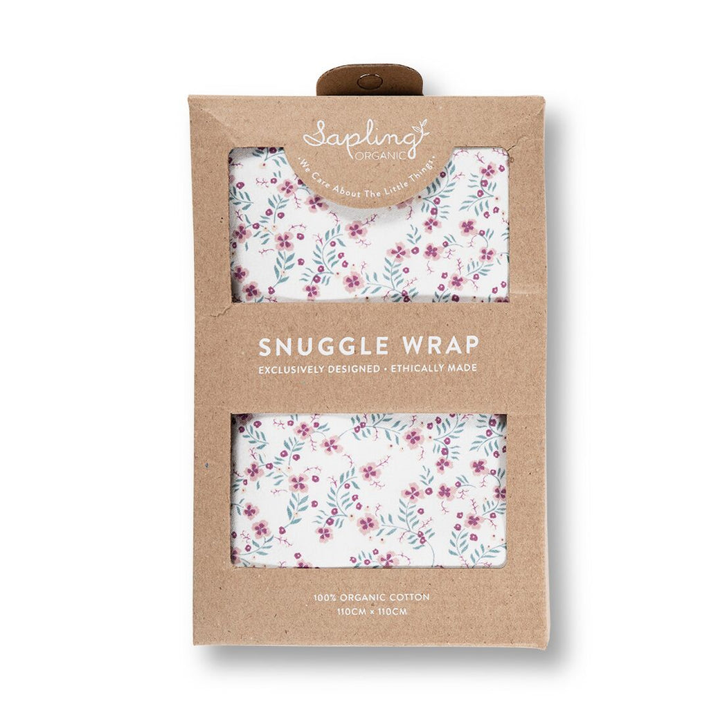 Sapling Child Full Bloom Snuggle Wrap