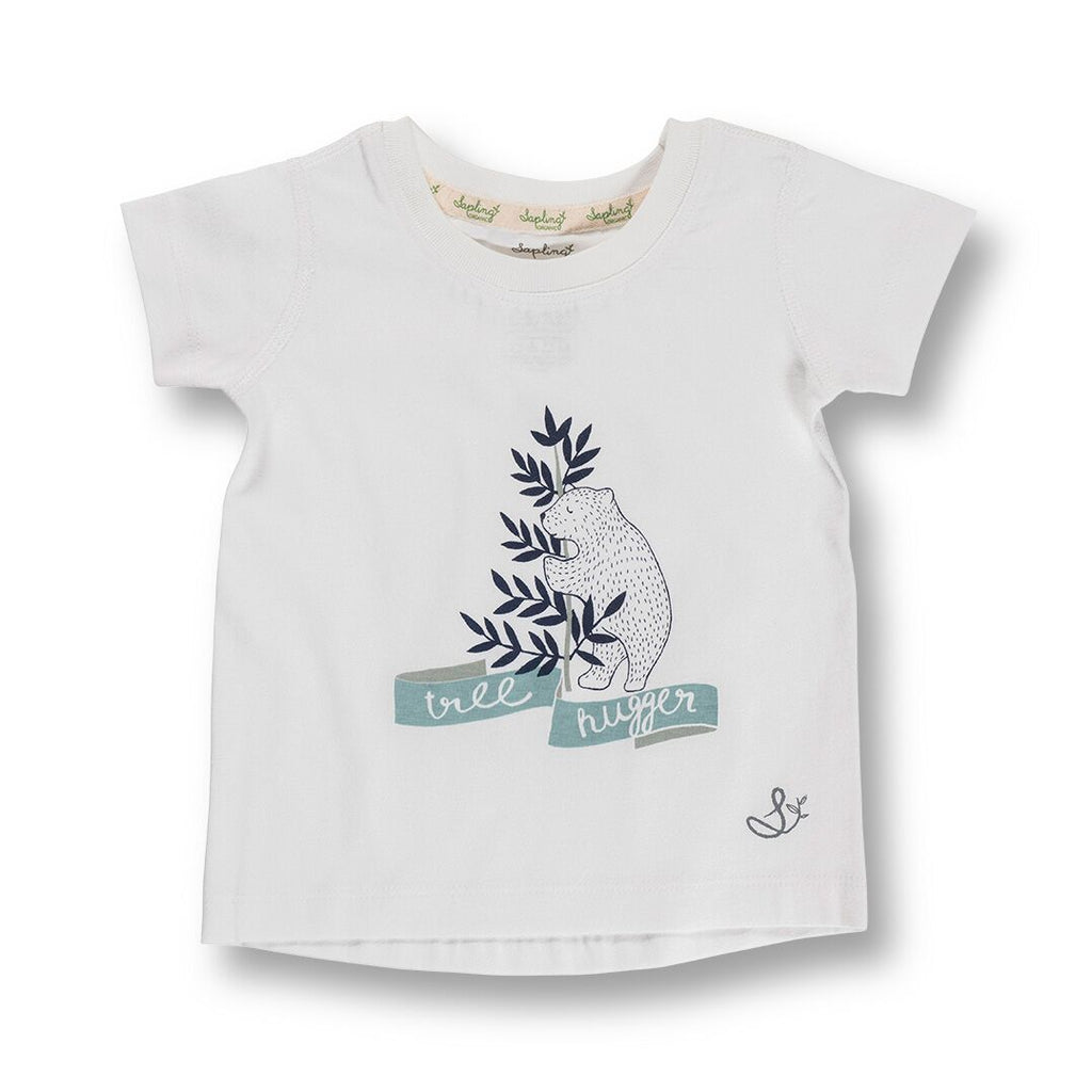 Sapling Child Tree Hugger Tee