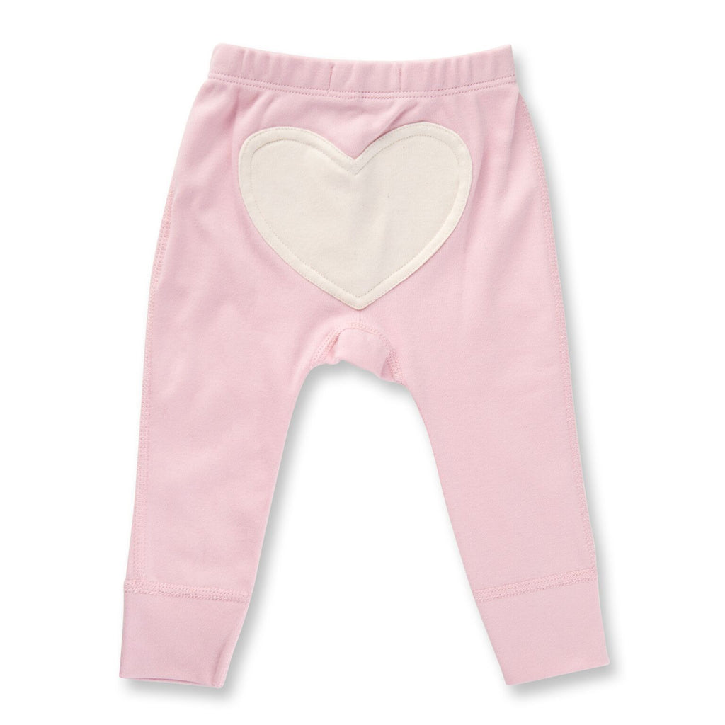 Long pants for baby girls
