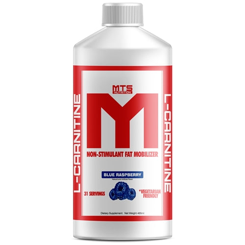 MTS Nutrition L-Carnitine | Non-stimulant Fat Mobilizer