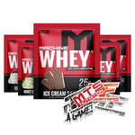 Machine Whey Protein | 5 Sample Starter Kit - MTS Nutrition