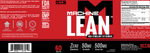 Machine Lean® Stimulant‑Free Metabolism Support - MTS Nutrition