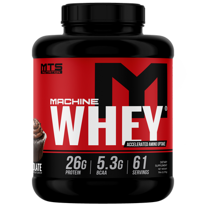 Machine Whey® Premium Whey Protein Powder - MTS Nutrition